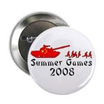 "2008 Summer Games 2.25"" Button"
