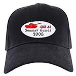 2008 Summer Games Black Cap