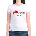 2008 Summer Games Jr. Ringer T-Shirt