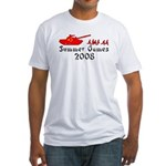 2008 Summer Games Fitted T-Shirt