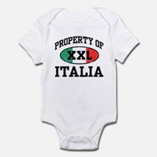 Property of Italia Infant Bodysuit