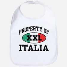 Property of Italia Bib