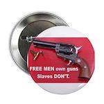 Free Men Own Guns Button
