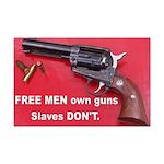 Free Men Own Guns 12