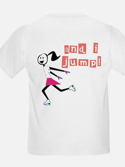 Skating Kid T-Shirt
