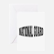 National Guard Greeting Card