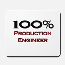 100 Percent Production Engineer Mousepad