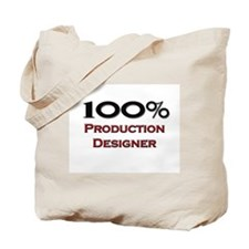100 Percent Production Designer Tote Bag