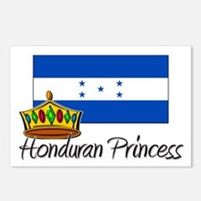 Honduran Princess Postcards (Package of 8)