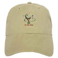 In the hole Baseball Cap