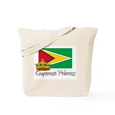 Guyanese Princess Tote Bag