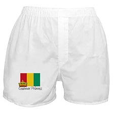 Guinean Princess Boxer Shorts