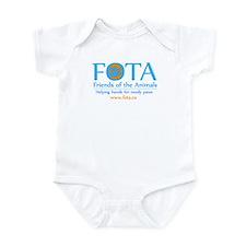 Cute Animal shelter Infant Bodysuit