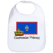 Guamanian Princess Bib
