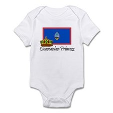 Guamanian Princess Infant Bodysuit