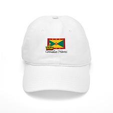 Grenadian Princess Baseball Cap
