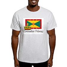Grenadian Princess T-Shirt