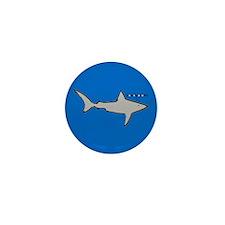 Land Shark Mini Button (10 pack)
