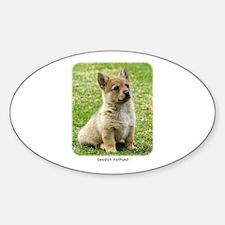 Swedish Vallhund Puppy 9Y165D-173 Decal