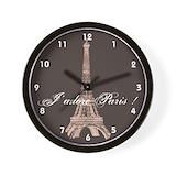 Paris Wall Clocks
