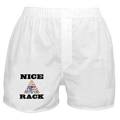 Pool Nice Rack Boxer Shorts