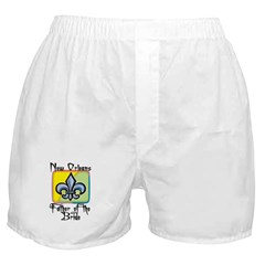 New Orleans Father of the Bride Boxer Shorts