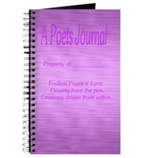 A Poets Journal for all the Lyric's in life.