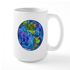 Earth Day Planet Mug