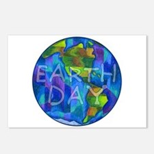 Earth Day Planet Postcards (Package of 8)