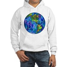 Earth Day Planet Hoodie