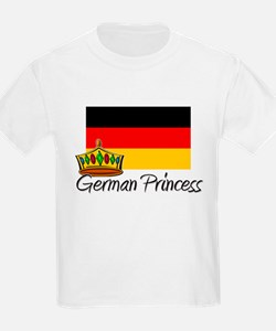 German Princess T-Shirt
