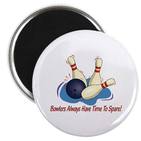 Bowlers Always Have... Magnet