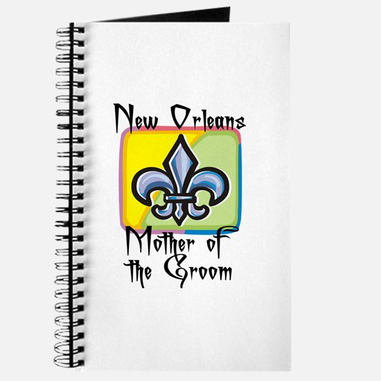New Orleans Mother of the Groom Journal