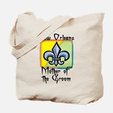 New Orleans Mother of the Groom Tote Bag