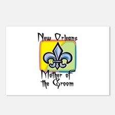 New Orleans Mother of the Groom Postcards (Package