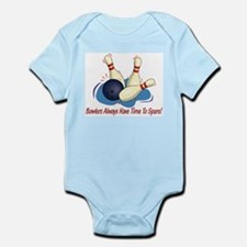 Bowlers Always Have... Infant Creeper