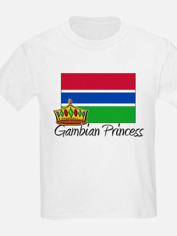 Gambian Princess T-Shirt