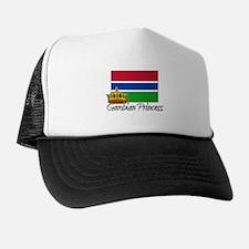 Gambian Princess Trucker Hat