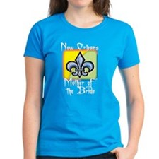 New Orleans Mother of the Bride Tee