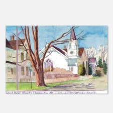 Federated Church Postcards (Package of 8)
