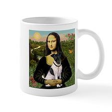 Mona Lisa (new) & Smooth Fox Terrier Mug