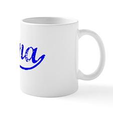 Vintage Melina (Blue) Mug