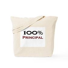 100 Percent Principal Tote Bag