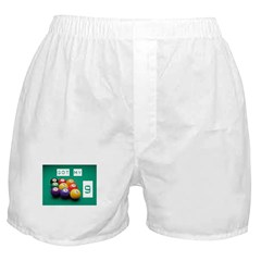 Got My Nine Boxer Shorts