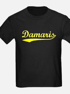 Vintage Damaris (Gold) T
