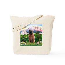 Fuji Spring/Shar Pei Tote Bag