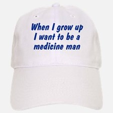 WIGU Medicine Man Baseball Baseball Cap