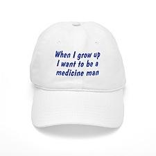 WIGU Medicine Man Baseball Cap
