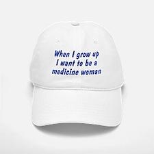 WIGU Medicine Woman Baseball Baseball Cap