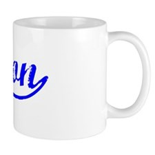 Vintage Melton (Blue) Mug